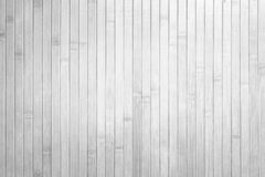 Bamboo white texture wall background top view Stock Photo