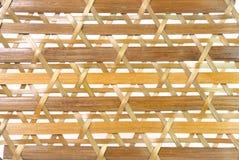 bamboo wicker Стоковые Фотографии RF