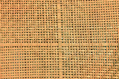 Bamboo wicker. Close up texture of bamboo wicker stock photos