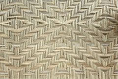 Bamboo Wicker Part of Classical Furniture. Bamboo wicker light brown part of the classic furniture is usually applied to chairs, tables, until other furniture Stock Photography