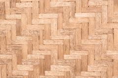 Bamboo wicker texture, wooden patterns, Asia and India royalty free stock photos