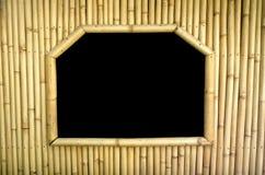 Free Bamboo Window Frame Royalty Free Stock Image - 90313106