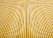 Bamboo wood. Detail of bamboo wood texture background Royalty Free Stock Images