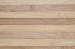 Bamboo wood. Horizontal bamboo wood grain texture background close up macro Royalty Free Stock Image