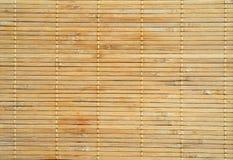Bamboo wood background Stock Photography