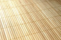 Bamboo wood background texture Royalty Free Stock Photography