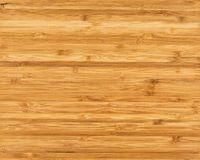 A bamboo wood background Royalty Free Stock Photography