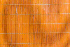 Bamboo wood orange texture with natural patterns mat texture can royalty free stock image