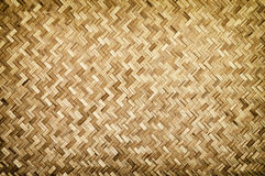 Bamboo wood texture Stock Image