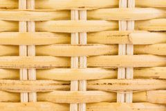 Bamboo wood texture Royalty Free Stock Image