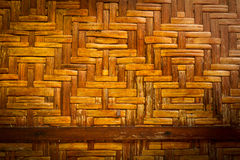 Bamboo wood texture background Royalty Free Stock Images