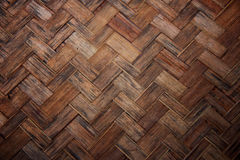 Bamboo wood texture Royalty Free Stock Photos