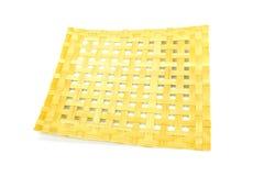 Bamboo wood texture ,handwork Stock Image