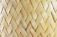 Bamboo wood texture ,handwork Stock Photo
