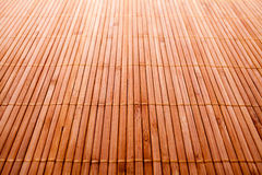 Bamboo wood texture. With natural patterns Royalty Free Stock Image