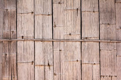 Bamboo wood Stock Photo