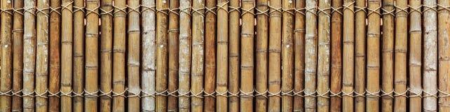 Free Bamboo Wood Wide Horizontal Wall Stock Photography - 122264832