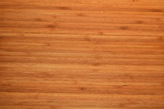 Bamboo wooden cutting kitchen board background Stock Photo