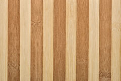 Bamboo woods. Two colors bamboo wood background. Close up detail of bamboo textures stock image