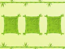 BambooFrames Fotografie Stock