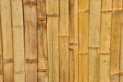 Bamboowall Stock Photos