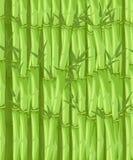 Bambou avec l'illustration de feuille Le zen asiatique de bambu plante le fond Images libres de droits