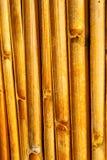 Bambou croisé abstrait dans les sud de kho de temple photo libre de droits
