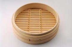 Bambou cuit à la vapeur photo libre de droits