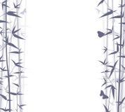 bambou de fond Photos libres de droits