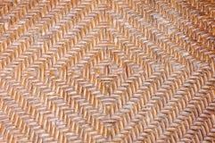 Bambou de rotin de texture Images libres de droits