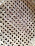 Bambou tissé Photo libre de droits