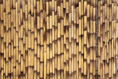 Bambu abstrato do fundo Fotos de Stock Royalty Free