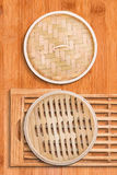 Bambu cozinhado Fotografia de Stock
