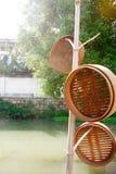 Bambu cozinhado imagens de stock