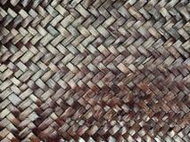 Bambu da madeira do fundo Imagem de Stock Royalty Free
