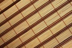 Bambu da textura por CU Imagens de Stock Royalty Free