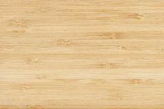 Bambu de madeira da textura Foto de Stock
