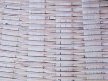 Bambu för bakgrund Arkivfoto