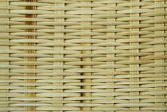 Bambu feito a mão Fotos de Stock