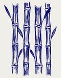 Bambu. Klotterstil