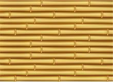 Bambu textured Imagens de Stock
