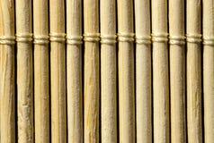 Bambu texturerar. Arkivfoto