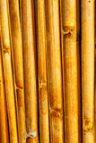 Bambu transversal abstrato no kho do templo sul foto de stock royalty free