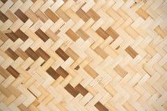 Bambubakgrund Royaltyfri Fotografi