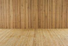 Bambubakgrund Royaltyfria Foton