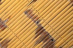 Bambubakgrundstextur Fotografering för Bildbyråer