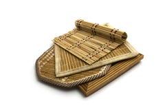 bambudoilyträ Fotografering för Bildbyråer