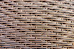 Bambuhantverk Royaltyfri Foto