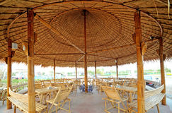 Bambukoja arkivfoto