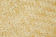 Bambukorgen texturerar Arkivfoto